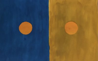 """Own artwork based on """"One Color Becomes Two"""" by Alexandre Detaille"""
